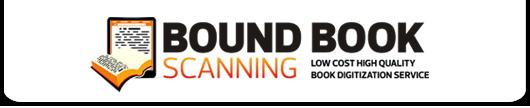 bound book scanning services - image of Bound Book Scanning logo